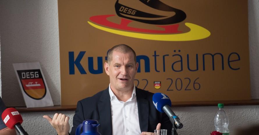 Matthias Große ist neuer Präsident der DESG. Foto: picture-alliance