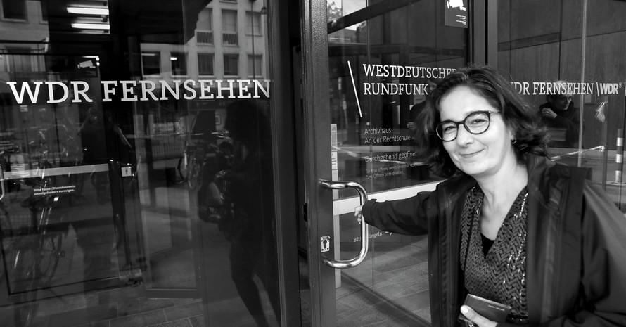 Isabel Schayani wurde für ihre Berichterstattung in ARD und WDR mit dem Grimme-Preis ausgezeichnet. Foto: Regina Schmeken