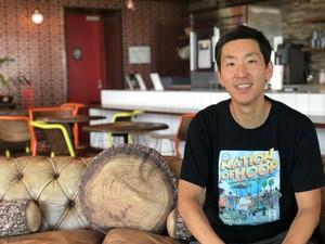 Der Podcaster Frank Joung aus Berlin; Foto: privat