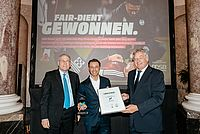 Verleihung des Fair Play Preises des Deutschen Sports 2016 in der Kategorie Sport an Niko Kovač. Foto: picture alliance