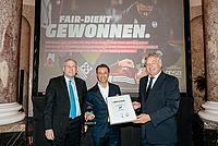 Verleihung des Fair Play Preises des Deutschen Sports 2016 in der Kategorie Sport an Niko Kovač. Foto: picture alliance
