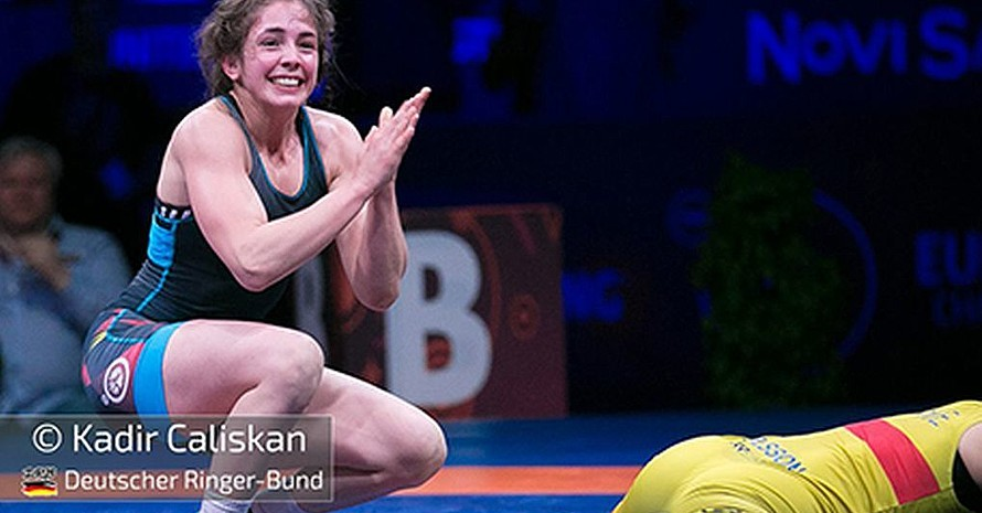 Laura Mertens rät anderen Spitzensportler/innen die Möglichkeiten einer Dualen Karriere zu nutzen. Foto: Kadir Caliskan