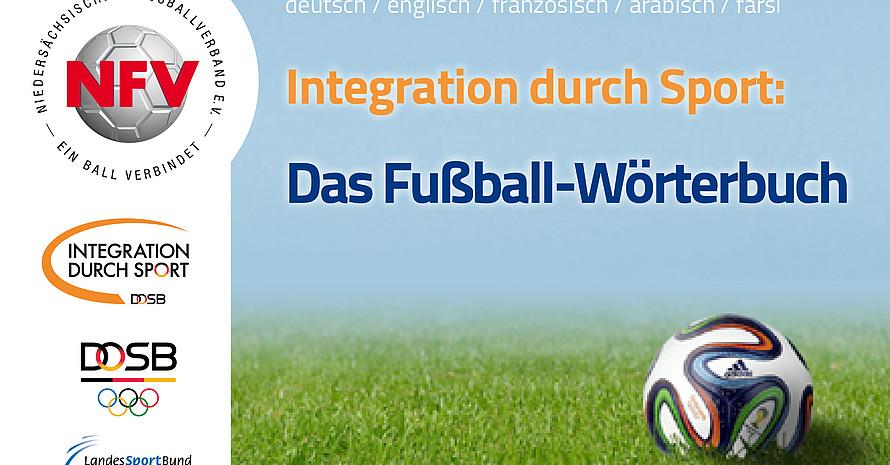 Mehrsprachiges Fußball-Wörterbuch des LSB Niedersachsen