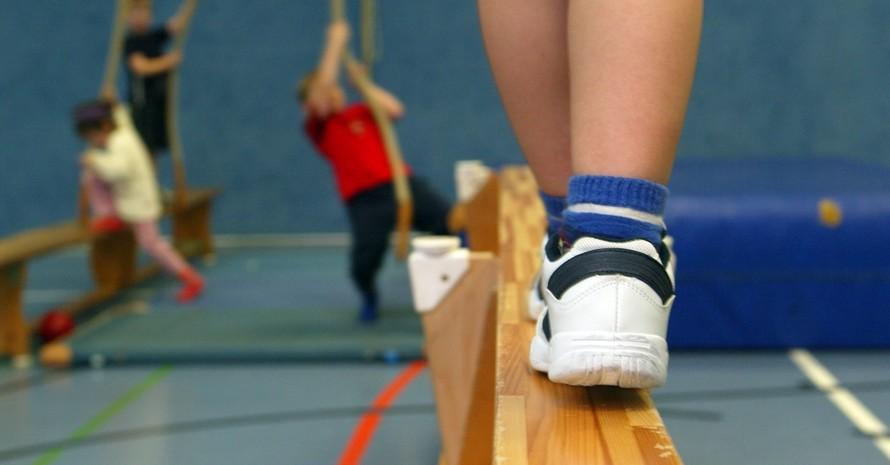 LSB- und DOSB-Appell: Sport für Kinder- und Jugendliche innerhalb und außerhalb der Schule ist elementar. Foto: picture-alliance