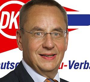 DKV-Präsident Thomas Konietzko Foto: DKV