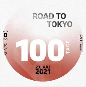 In 100 Tagen findet das wichtigste Ereignis des Weltsports statt. Copyright: DOSB