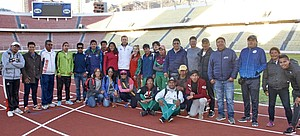 Trainerkurs in La Paz. Foto: DOSB/Scheer