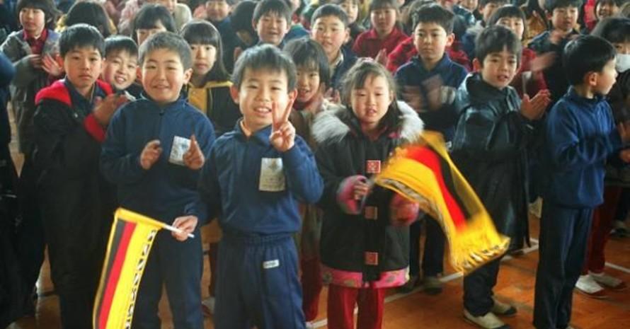 100.000 Euro stellte die DOSB-Stiftung für Japan zur Verfügung. Foto: picture-alliance