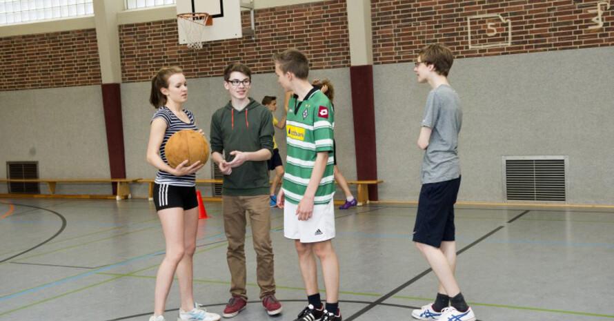 Die Schule geht wieder los und auch der Schulsport nimmt dank der Schulsport-Stafette wieder Fahrt auf. Foto: LSB NRW