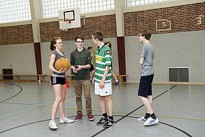 Mit G 9 bleibt Schülerinnen und Schüler mehr Zeit für außerschulische Aktivitäten, wie z.B. im Sportverein. Foto: LSB NRW