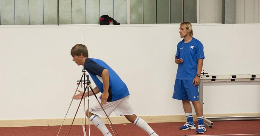Die Arbeitssituation ist für Trainer und Trainierinnen im Spitzensport oft belastend. Foto: LSB NRW