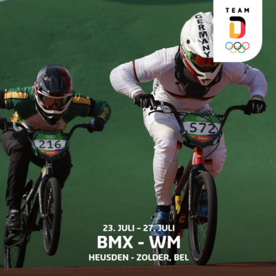 BMX-WM in Belgien