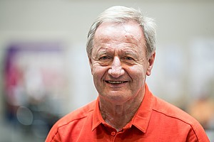 DBS-Präsident Beucher sieht Nachwuchsprobleme im Behindertensport. Foto: picture-alliance