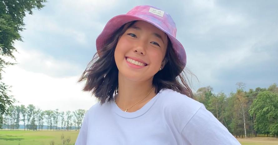 Lola Liang ist eines der herausragenden Eishockey-Talente des Landes. Foto: privat