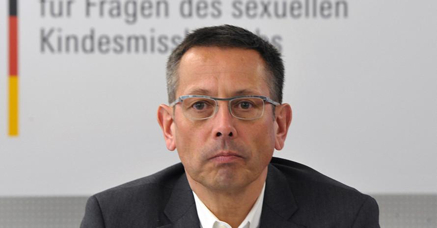 Der unabhängige Beauftragte Johannes-Wilhelm Rörig. Foto: picture-alliance