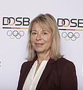 Petra Tzschoppe ist Vizepräsidentin für Frauen und Gleichstellung im DOSB. Foto: DOSB/Jörg Carstensen