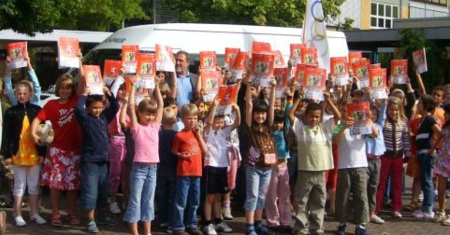 Das Memorandum für den Schulsport findet immer mehr Unterstützer. Copyright: picture-alliance
