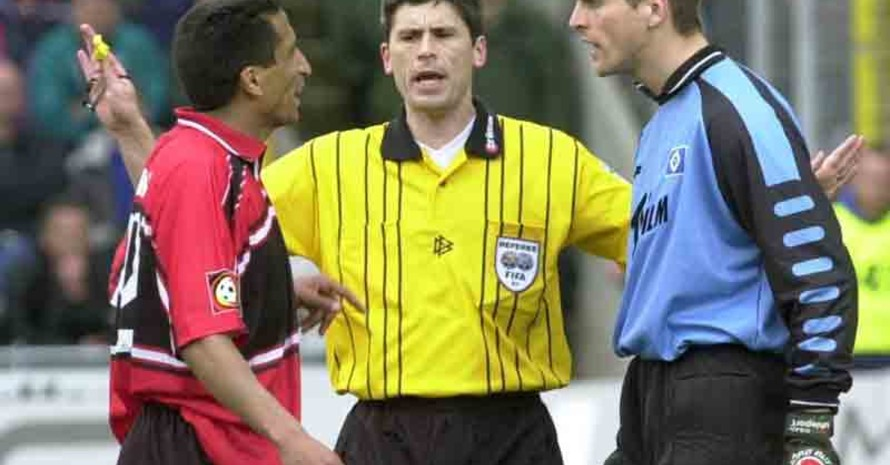 Auch beim Fußball ist häufig Konfliktmanagement gefragt. Copyright: picture-alliance