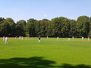 Cricket erfährt aktuell in ganz Deutschland einen enormen Zulauf. Foto: BLSV