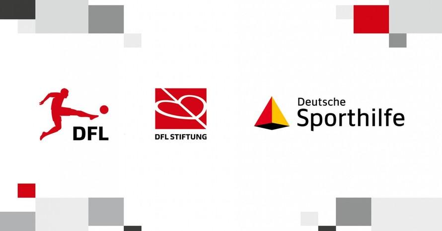 Grafik: DFL, Sporthilfe, DFL-Stiftung