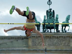 Deutsche Meisterschaften in zehn Sportarten finden am ersten August-Wochenende in Berlin statt. Foto: picture-alliance