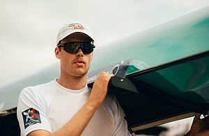 Johannes Weißenfeld war 2017 Weltmeister mit dem Deutschland-Achter. Jetzt bereitet er sich auf die Olympischen Spiele in Tokio vor. Foto: Yannick Schurwanz