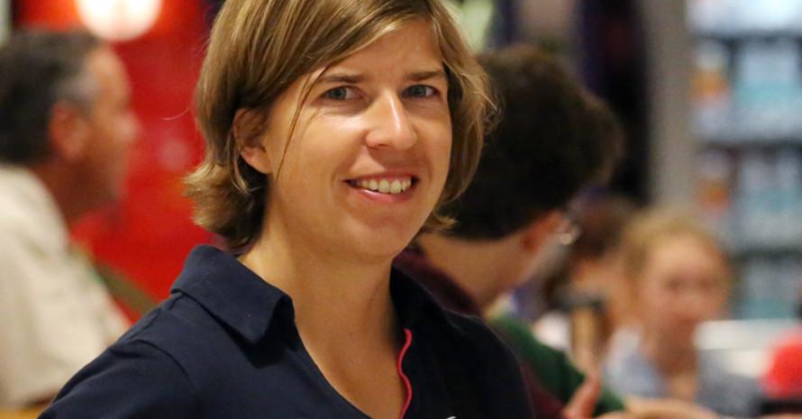 Die ehemalige Hockey-Nationalspielerin Natascha Keller nimmt am DOSB-Mentoring-Projekt teil. Foto: picture-alliance