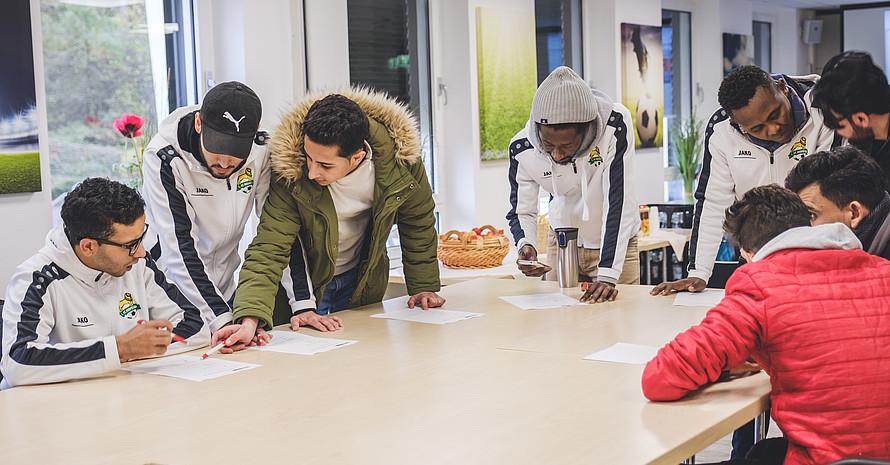 Soccer Refugee Coach Cup, Barsinghausen