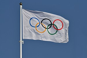 Im Zeichen der Olympischen Ringe: 16 Deutsche sind von IOC-Präsident Thomas Bach 2019 in die IOC-Kommissionen berufen worden. Foto: picture-alliance