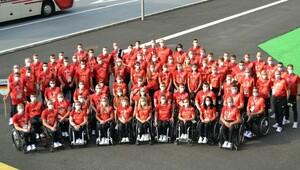 Das Team Deutschland Paralympics in Tokio: Sympathisch, authentisch, erfolgreich. Foto: DBS
