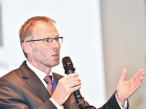 Ansgar Schwirtz ist der Präsident der dvs. Foto: Astrid Eckert/TUM