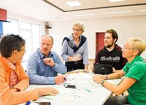 Mit der Datenbank können sich Verbände gegenseitig bei der Umsetzung der Inklusion im und durch Sport unterstützen. Foto: LSB NRW/Andrea Bowinkelmann