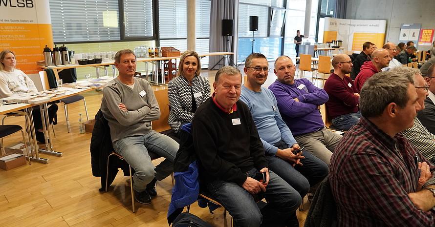 Teilnehmende bei der Regionalkonferenz.