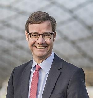 Professor Martin Halle (Ärztlicher Direktor des Zentrums für Prävention und Sportmedizin an der TU München) (Foto: Peter von Felbert)