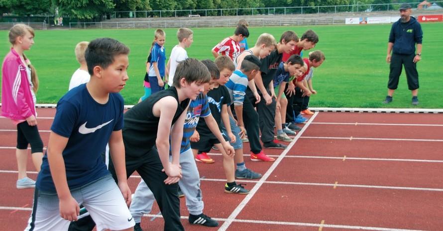 Gemeinsame Aktionen werden mit dem Kooperationspartner Athletiksportclub Weimar   durchgeführt