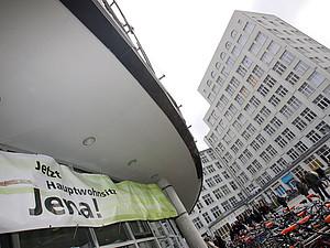 Die Universität Jena bietet den MBA-Studiengang berufsbegleitend aus. Foto: picture-alliance