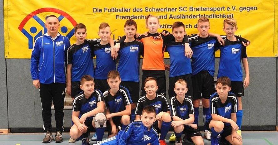 D-Jugend Mannschaft: Gwiazda Ruda Slaska aus Polen