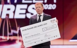 Bernd Berkhahn ist DOSB Trainer des Jahres. Foto: picture-alliance