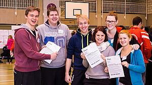 Die DBU will insbesondere Bildungsangebote für Kinder und Jugendliche fördern. Foto. LSB NRW