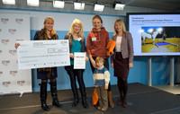 """Sonderpreis """"Interessengemeinschaft Partner Pferd e.V."""" 2017"""