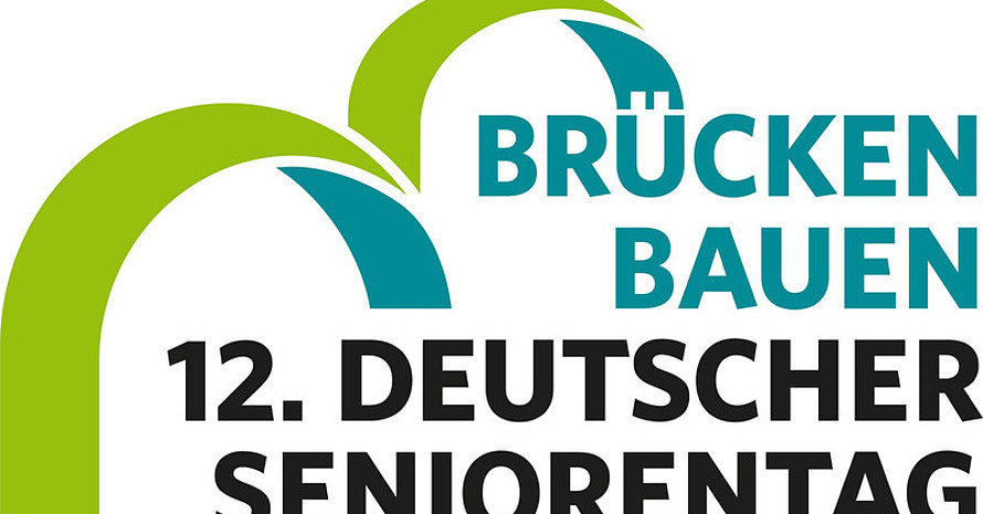 Das Logo des Deutschen Seniorentages 2018