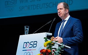 Gemeinsam mit Fridays for Future will die dsj sich für eine nachhaltige Entwicklung im Sport und in der Gesellschaft, für eine friedlichere Welt einsetzen, sagt Jan Holze. Foto: picture-alliance