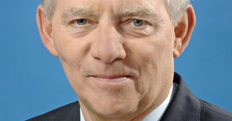Bundesinnenminister Dr. Wolfgang Schäuble, CDU (Foto: BMI)