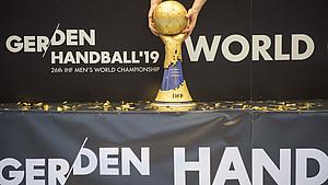 Die Handball-WM 2019 war eine gemeinsame Veranstaltung von Dänemark und Deutschland. Foto: picture-alliance