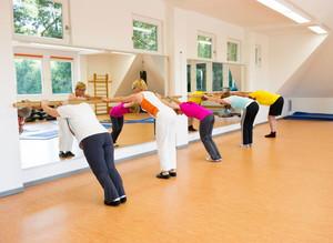 Bewegung ist ein mächtiges und dazu noch günstiges Medikament. Foto: LSB NRW