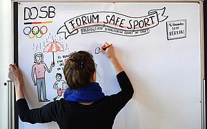 Gleich sechs Fachtagungen befassen sich in diesem Jahr noch mit der Prävention sexualisierter Gewalt im Sport. Foto: DOSB/Thonfeld