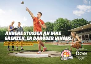 Motiv Deutsches Sportabzeichen