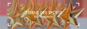 """Bewerbungsstart """"Sterne des Sports"""" 2019"""