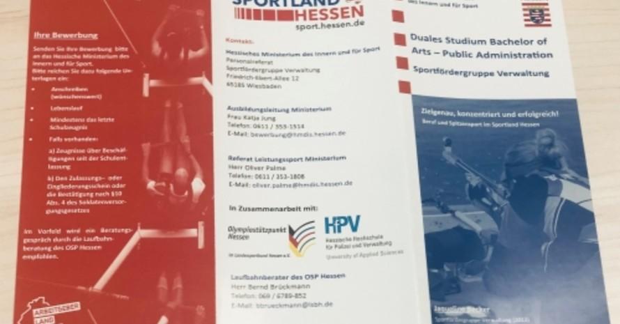 OSP Hessen l Duale Karriere