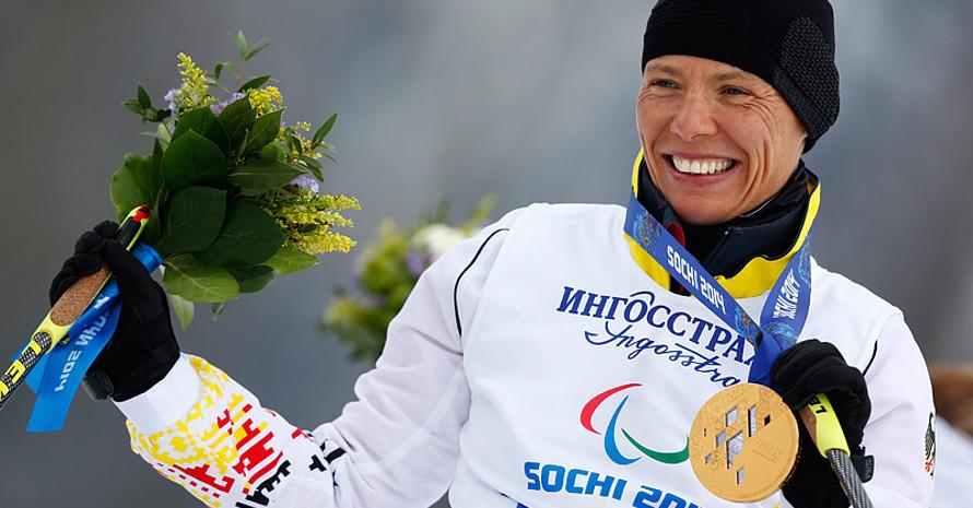 Andrea Eskau nimmt bereits zum sechsten Mal an den Paralympischen Spielen teil. Foto: picture-alliance